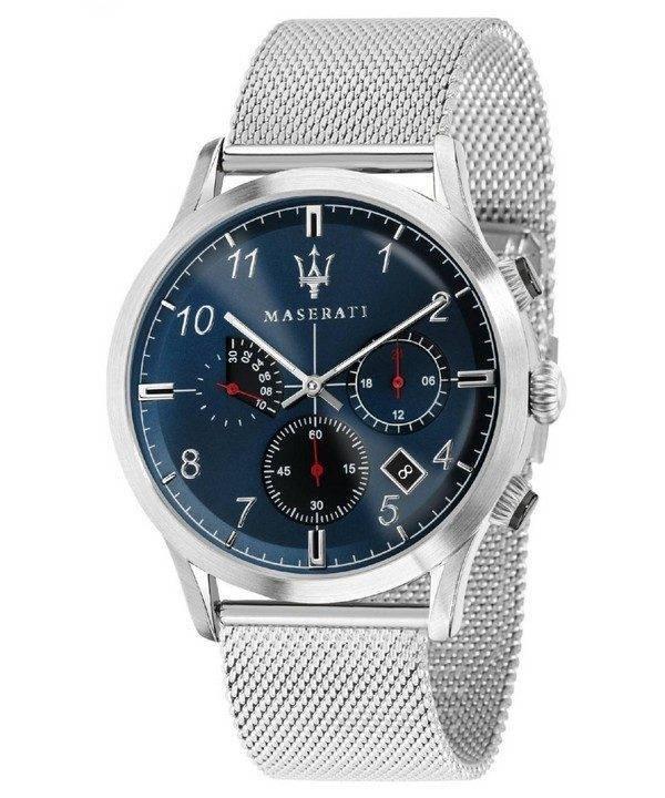 Maserati Ricordo Chronographe Quartz R8873625003 montre homme