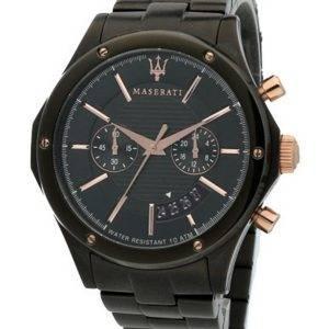 Circuito de Maserati Chronographe Quartz R8873627001 montre homme