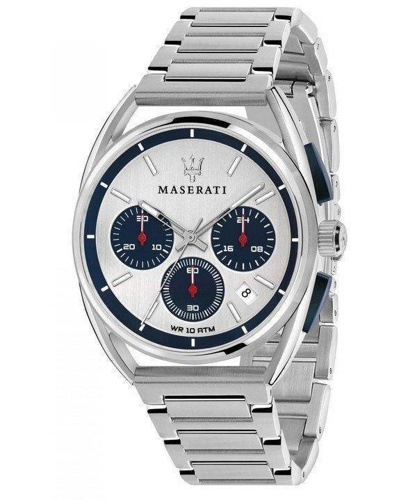 Maserati Trimarano Chronographe Quartz R8873632001 montre homme