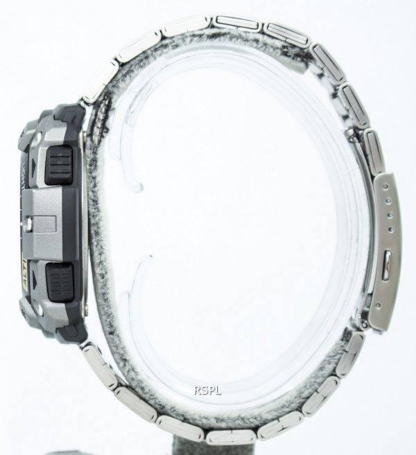 Casio Sport Thermomètre Altimètre SGW-300HD-1AVDR SGW-300HD-1 SGW300HD Suivre