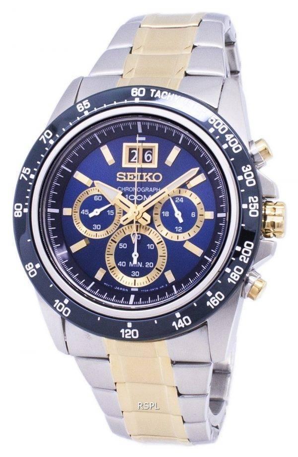 Seiko Neo Sport Chronograph Quartz SPC239 SPC239P1 SPC239P Men Watch