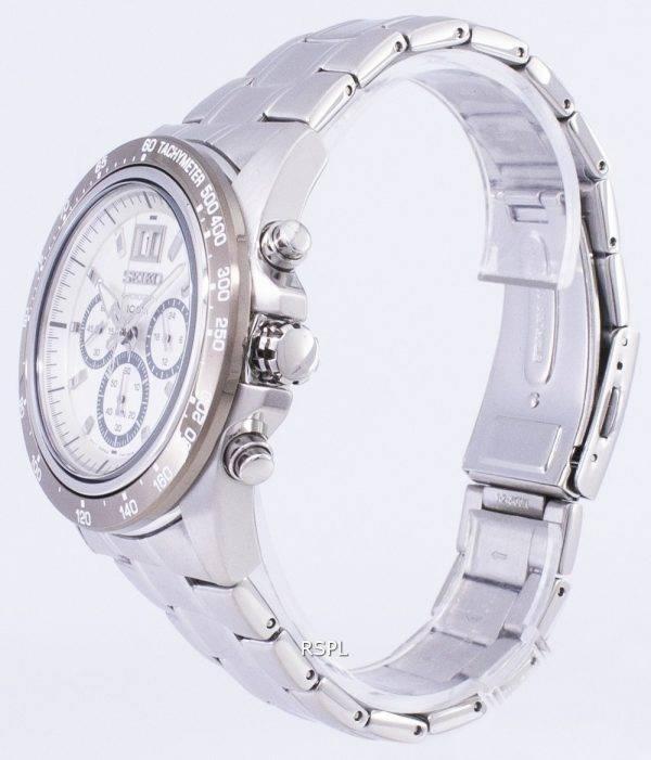 Montre Seiko Quartz chronographe Lord SPC241 SPC241P1 SPC241P hommes
