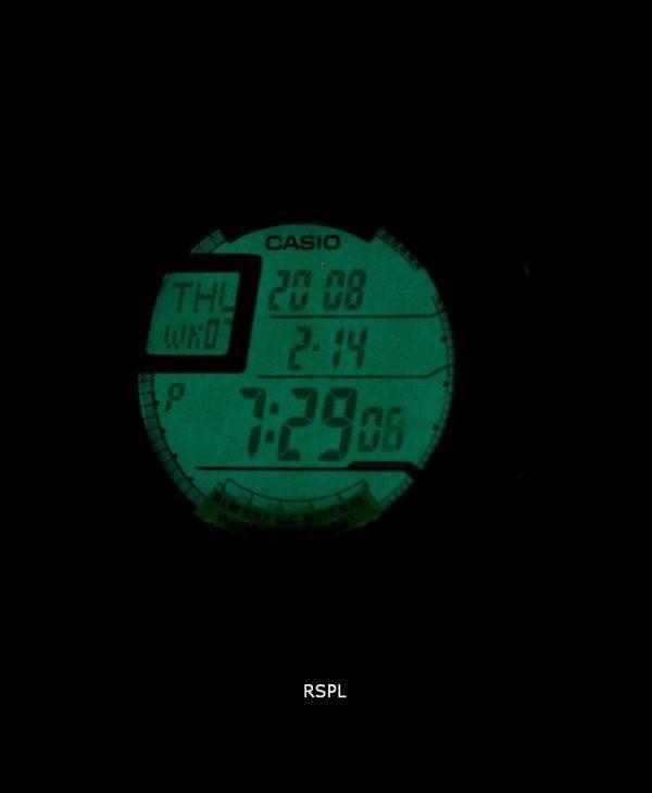 Montre Casio G-Shock World Time G-7700-1DR Hommes