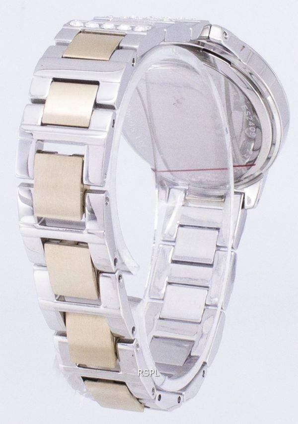 Fossil Jesse cristal bicolore Montre Quartz ES2409 femmes