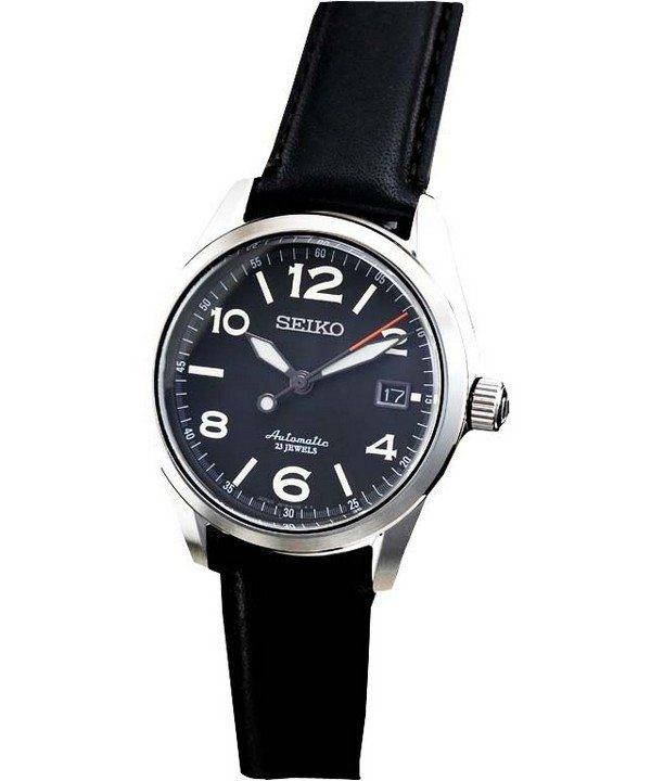 Seiko automatique 23 rubis SARG011 montre homme