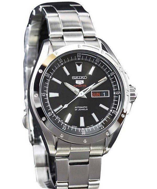 La montre de Seiko 5 Sport mécanique automatique SARZ005 hommes
