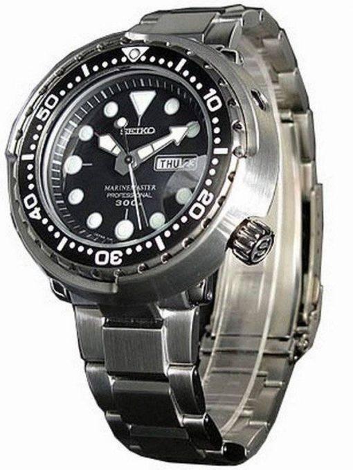 SBBN017 Mens montre à Quartz Diver Seiko MarineMaster Professional 300 M