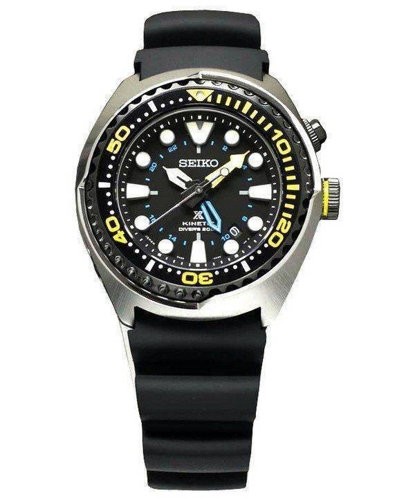 Seiko Prospex Kinetic plongeurs 200M SBCZ023 montre homme
