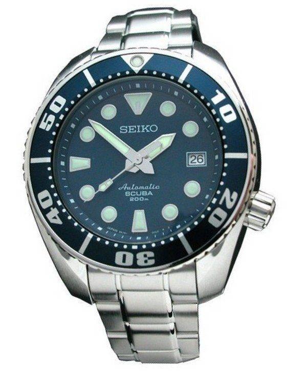 Seiko Prospex Diver 6R15 automatique SBDC003