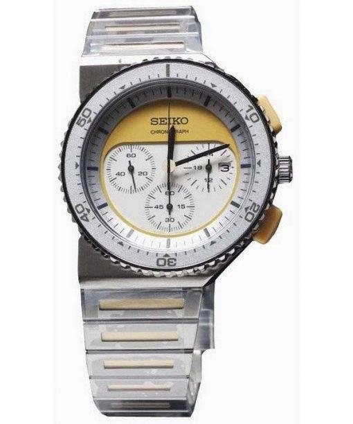 Esprit de Seiko chronographe Giugiaro Design SCED025 montre homme