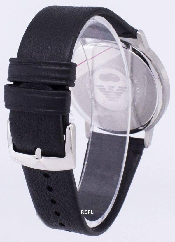 Montre Emporio Armani Kappa Quartz AR11013 masculin