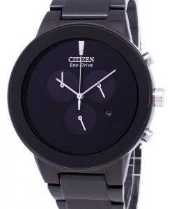 Axiome de Citizen Eco-Drive Chronograph AT2245-57F montre homme