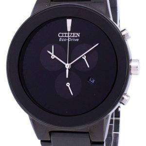 Axiome de Citizen Eco-Drive Chronograph AT2245-57F montre homme