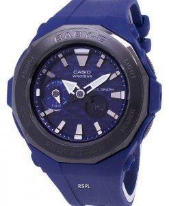 Casio Baby-G Tide graphique Analog Digital 200M BGA-225G-2 a BGA225G-2 a Women Watch