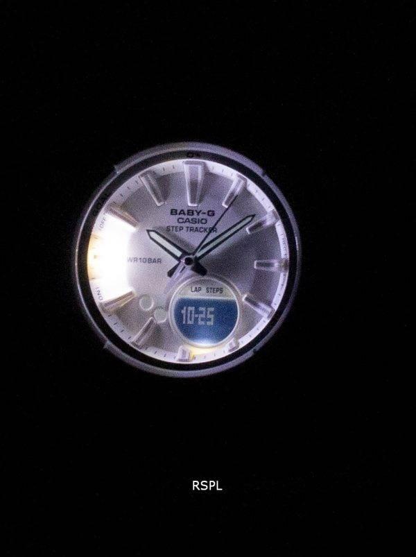 Casio Baby-G étape Tracker numérique analogique BGS-100-7 a 1 BGS100-7 a 1 Women Watch