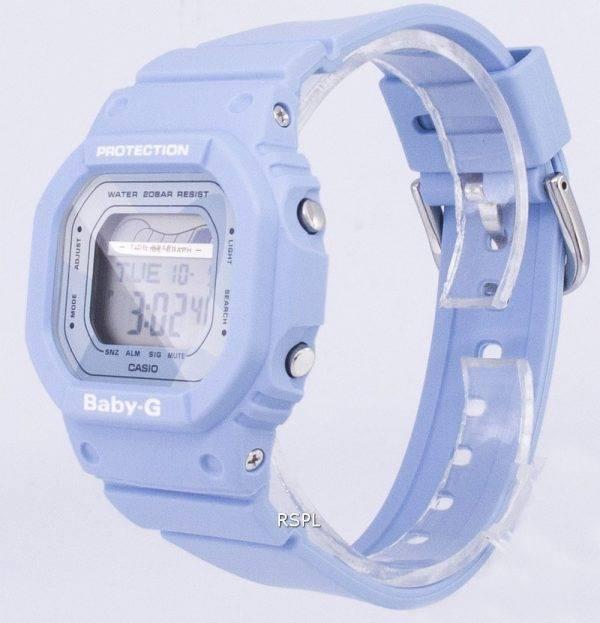 Montre Casio Baby-G G-Lide marée graphique numérique 200M BLX-560-2 BLX560-2 femmes