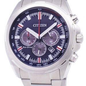 Montre Citizen Eco-Drive chronographe tachymètre CA4220 - 55L masculin
