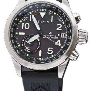 Montre Citizen Promaster Eco-Drive de CC-3060-10F GPS Satellite vague 200M hommes