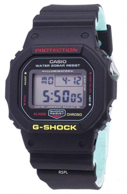 Montre Casio G-Shock couleur spéciale modèles 200M DW-5600CMB-1 DW5600CMB-1 homme