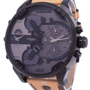 Mr.Daddy diesel 2.0 « Only The Brave » Chronographe Quartz DZ7406 montre homme