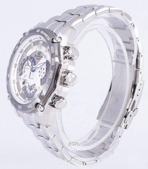 Casio Edifice chronographe tachymètre Quartz EF-550D-7AV EF550D-7AV montre homme