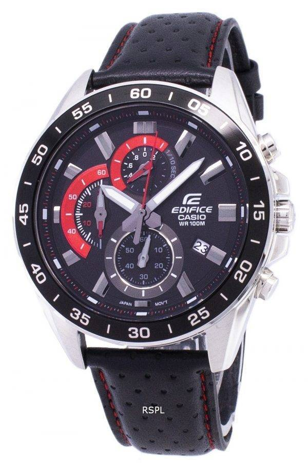 Montre Casio Edifice Chronographe Quartz EFV-550L-1AV EFV550L-1AV masculine