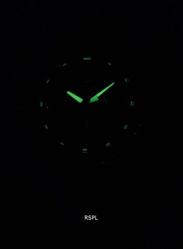 Montre chronographe solaire Casio Edifice EQS-800CDB-1AV EQS800CDB-1AV masculine