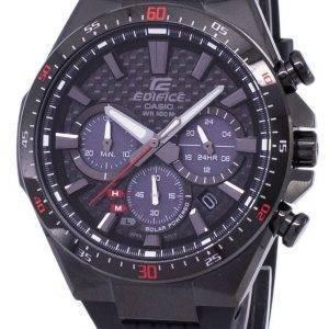 Montre chronographe solaire Casio Edifice EQS-800CPB-1AV EQS800CPB-1AV masculine