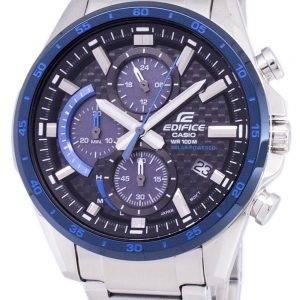 Montre chronographe solaire Casio Edifice EQS-900DB-2AV EQS900DB-2AV masculin