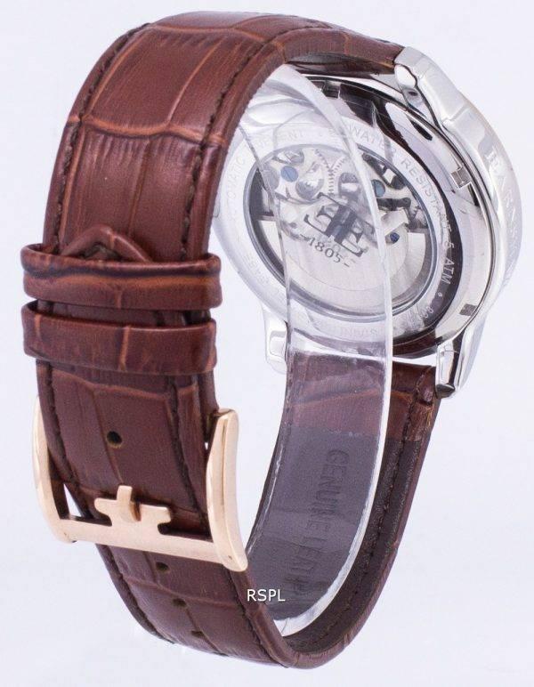 Longitude de Thomas Earnshaw soleil et Lune automatique ES-8006-03 montre homme
