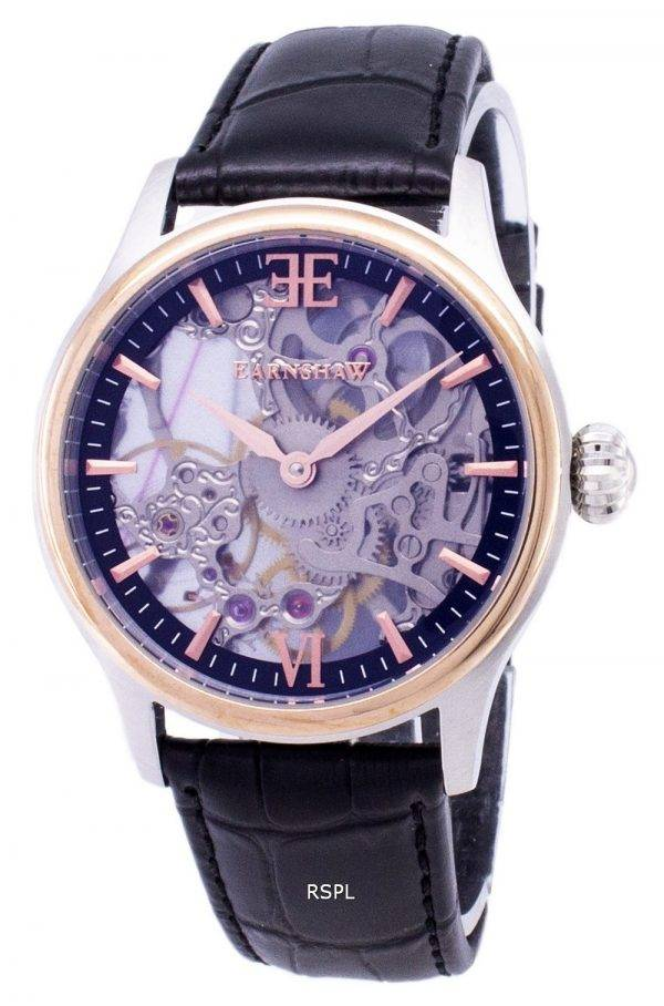 Montre Thomas Earnshaw Bauer automatique ES-8061-07 homme