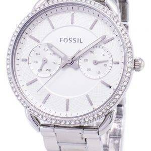 Fossile de tailleur multifonction Quartz diamant Accents ES4262 Women Watch