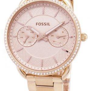 Fossile de tailleur multifonction Quartz diamant Accents ES4264 Women Watch