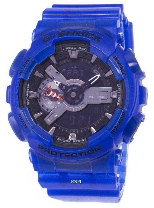 Casio G-Shock résistant aux chocs Analog Digital 200M GA110CR de GA-110CR-2 a-2 a montre homme
