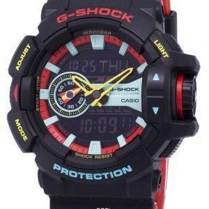 Casio G-Shock couleur spéciale modèles 200M GA-400CM-1 a GA400CM-1 a montre homme