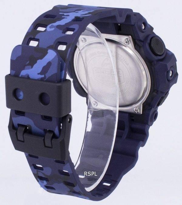 Casio G-Shock illuminateur couleur spéciale modèles 200M GA700CM de GA-700CM-2 a-2 a montre homme