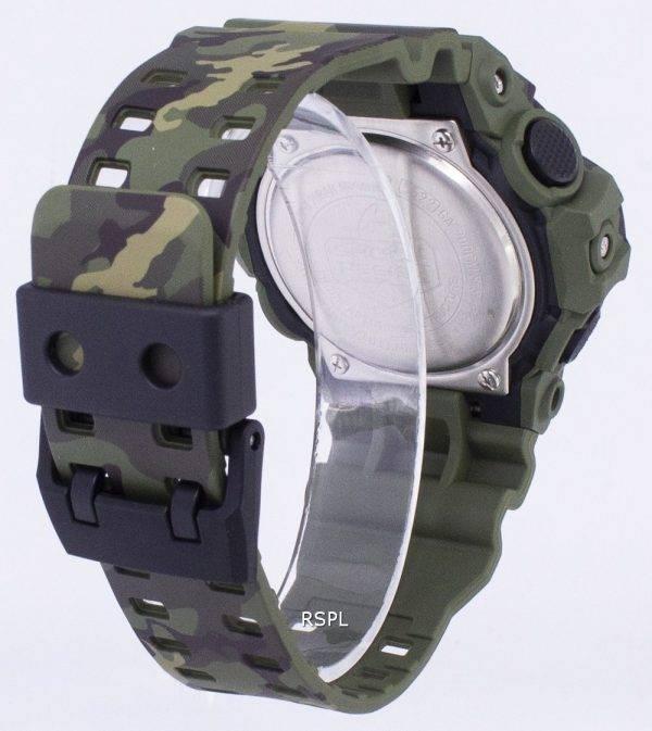 Casio G-Shock illuminateur couleur spéciale modèles 200M GA700CM de GA-700CM-3 a-3 a montre homme