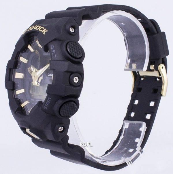 Casio G-Shock illuminateur analogique numérique 200M GA-710-1 a 9 GA710B-1 a 9 montre homme