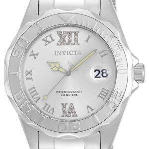 Montre Invicta Pro Diver 12851 Quartz analogique 200M féminin