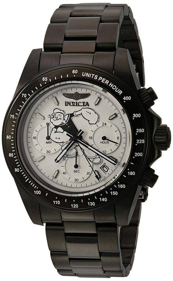 Invicta caractère Collection 24485 Popeye Limited montre Edition Chronograph 200M hommes