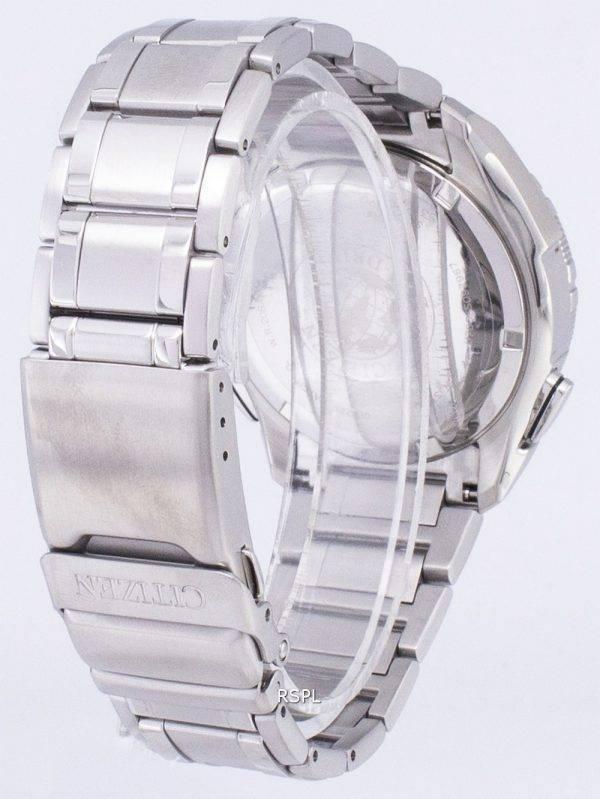 Citizen Promaster Eco-Drive Chronograph 200M Japon faite JW0121-51E montre homme