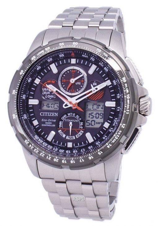 Citizen Promaster Sky Eco-Drive Titanium 200M JY8069-88E montre homme