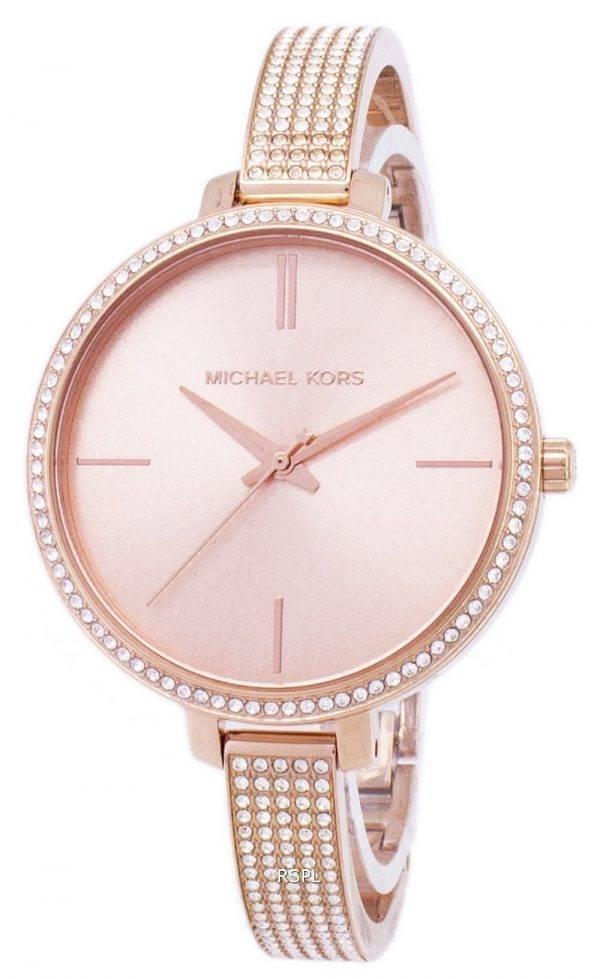 Michael Kors Virginie Quartz diamant Accents MK3785 Women Watch