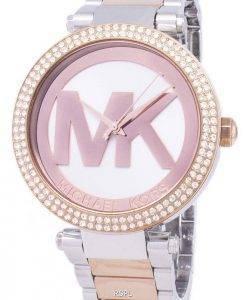 Michael Kors Parker Diamond Accents montre Quartz MK6314 féminin