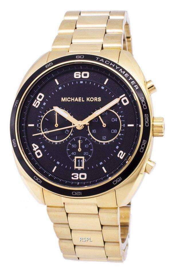 Michael Kors Dane chronographe tachymètre Quartz MK8614 montre homme