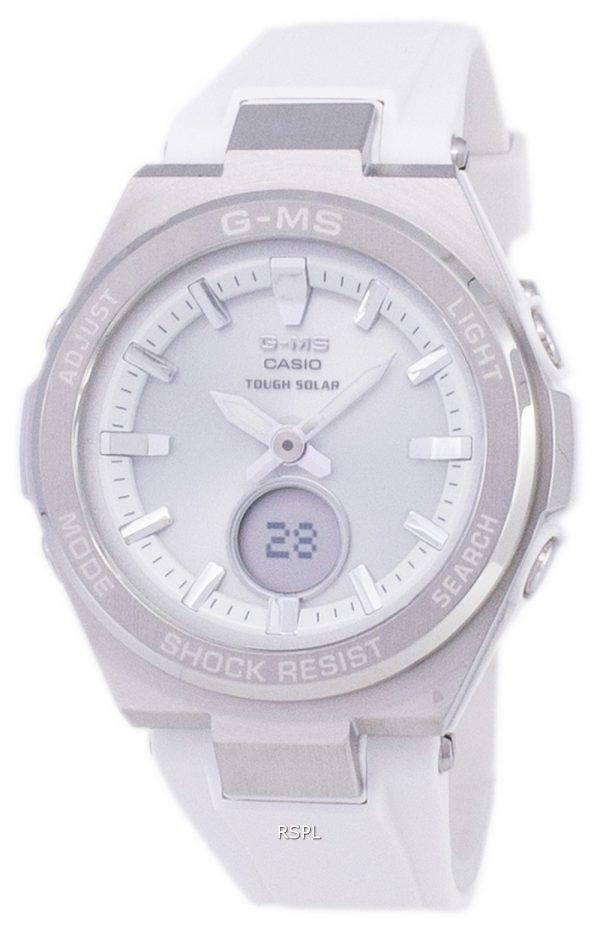 Casio G-MS Tough Solar résistant aux chocs analogique numérique MSG-S200-7 a MSGS200-7 a Women Watch