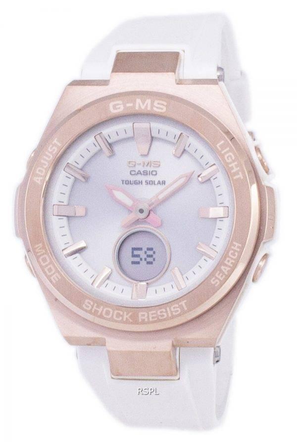 Casio G-MS Tough Solar résistant aux chocs analogique numérique MSG-S200G-7 a MSGS200G-7 a Women Watch