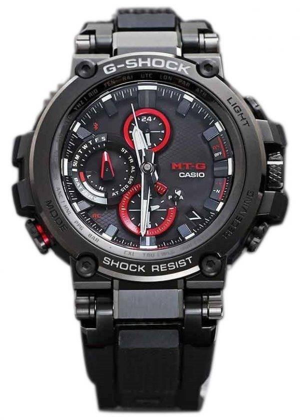 Casio G-Shock MTG-B1000B-1AJF MT-G Bluetooth® Radio pilotée Watch 200 M hommes
