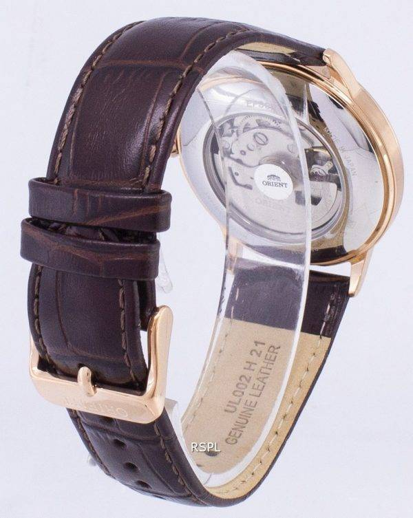 Le Japon automatique analogique Orient a RA-AC0001S00C montre homme