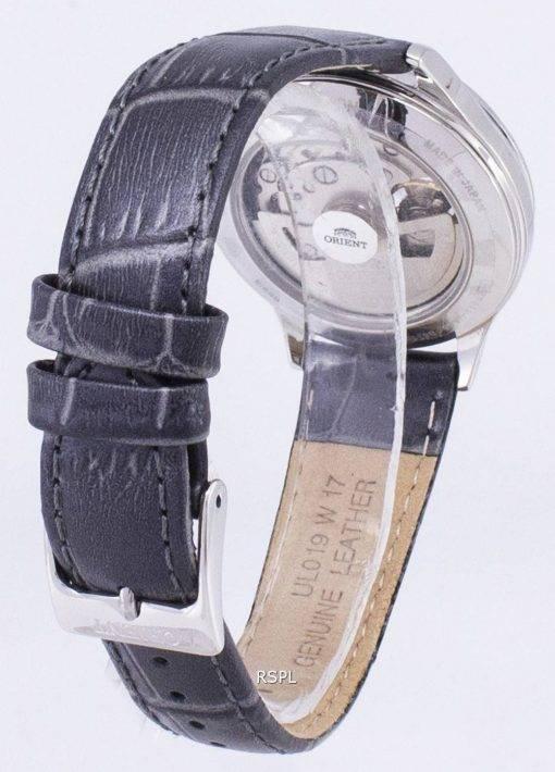 Coeur ouvert analogiques Orient automatique Japon fait RA-AG0025S00C Women Watch